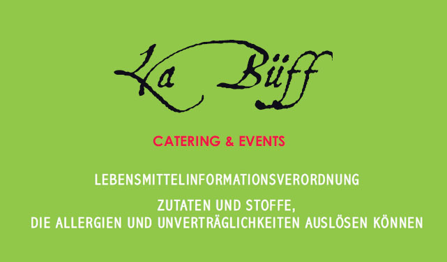 Lebensmittelinformationsverordnung [Download PDF]